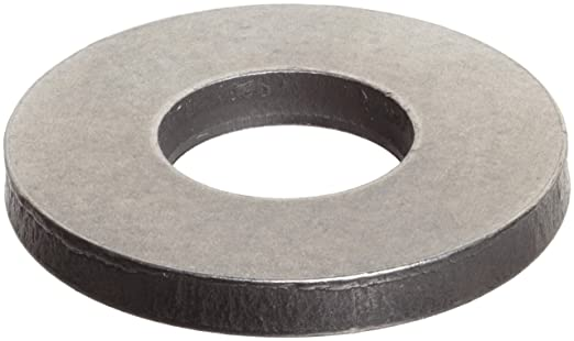 ASTM A1008//ASTM A1011 C1008//C1010 Steel Round Shim 1-3//8 ID Unpolished 1-7//8 OD 0.047 Thickness Finish #1-5 Temper Mill Pack of 10