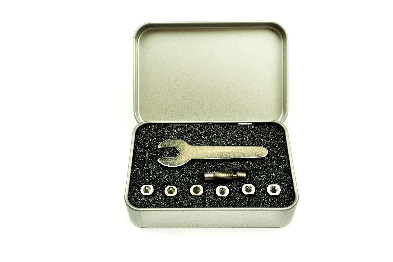 Boquilla de titanio V6 Multi-Pack, 1.75 mm, impresora 3D RepRap ...