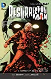 Resurrection Man Vol. 2: A Matter of Death and Life (The New 52)