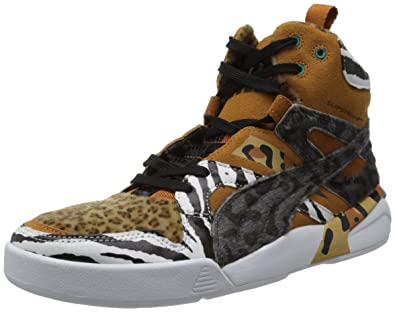 e3a9305e264989 Puma  Slipstream Animal Print  Lite High Top Trinomic Limited Edition  Trainers (12 UK