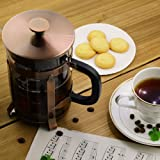 ADAMITA French Press Coffee Maker 8 cups 34 oz