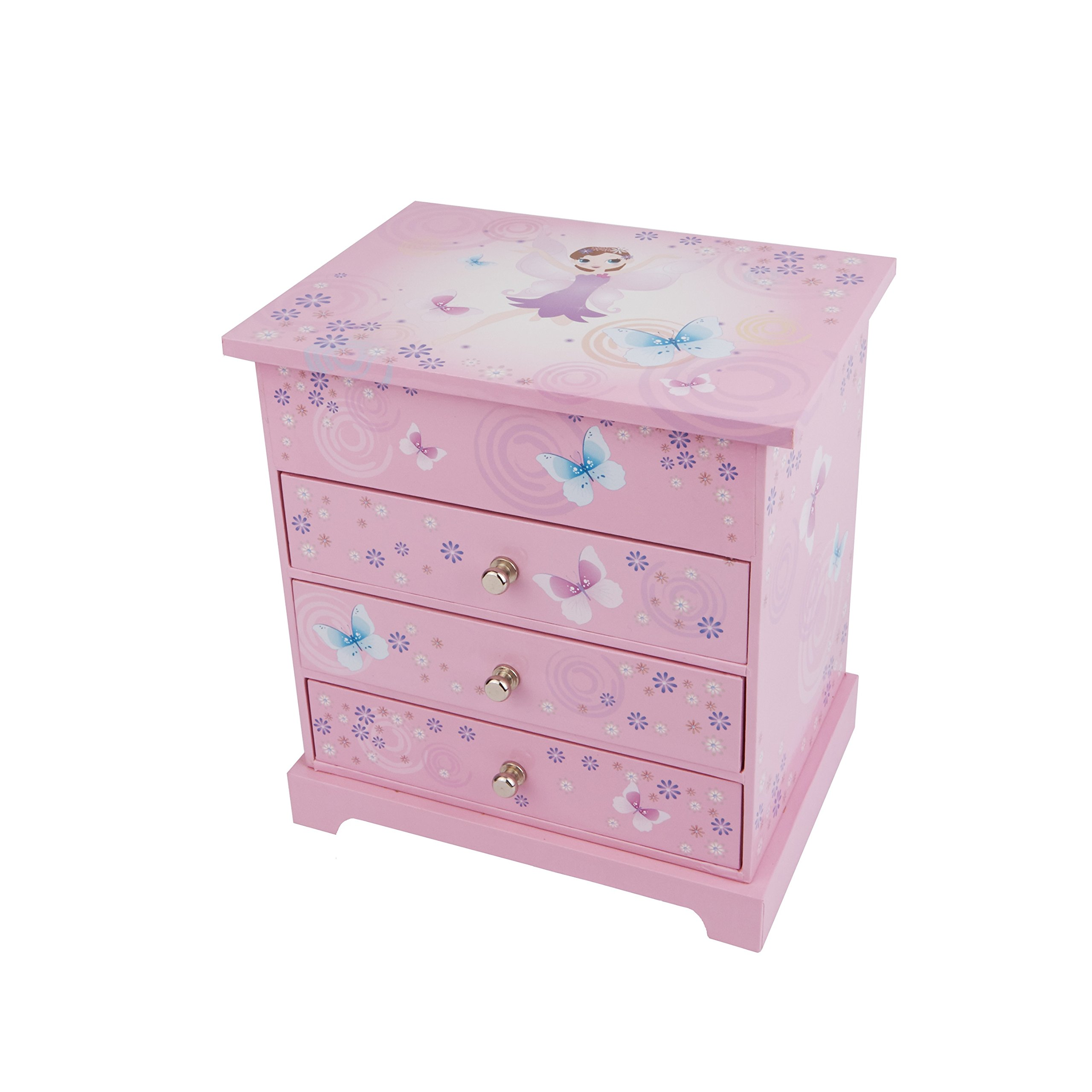 Fairy Trousselier Musical Chest of Drawers Parma