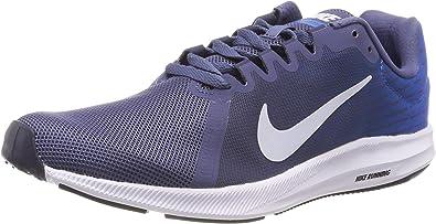 Nike Wmns Downshifter 8, Zapatillas de Running para Mujer, Azul (Diffused Blue/Football Grey/Co 404), 36 EU: Amazon.es: Zapatos y complementos