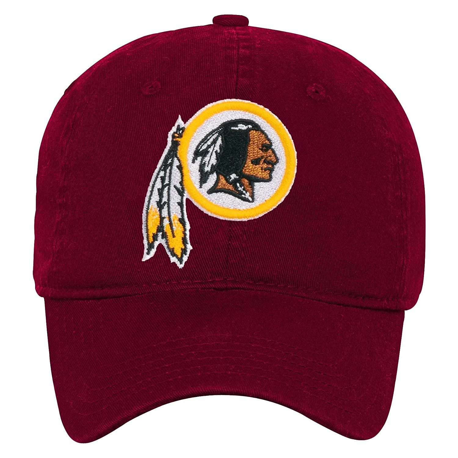 NFL Washington Redskins Youth  Outerstuff Team Slouch Adjustable Hat Youth One Size Team Color