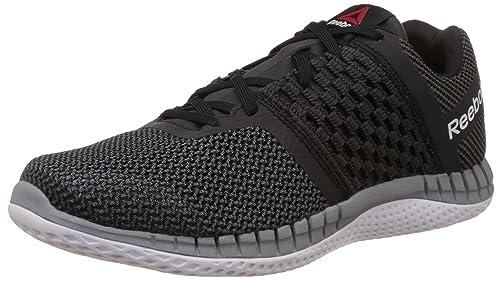 Buy Reebok Men's Zprint Run Black, Grey