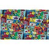 "Pattern -- Power Rangers -- Beach Towel (36""x58"")"