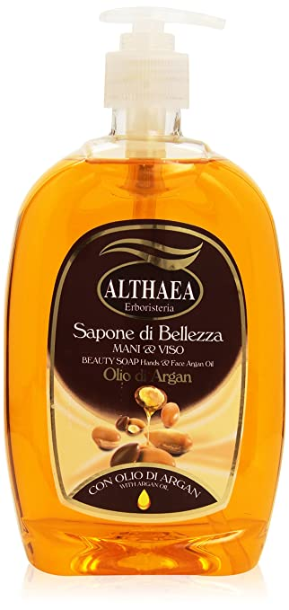 24 opinioni per Althaea Sapone Argan Ml.750