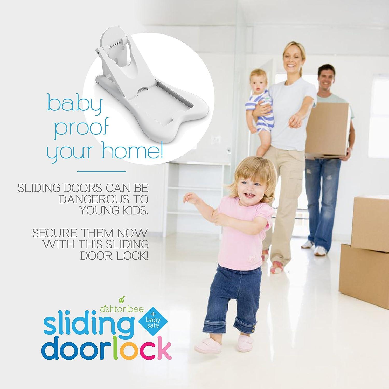 Amazon Sliding Door Lock For Child Safety Baby Proof Doors