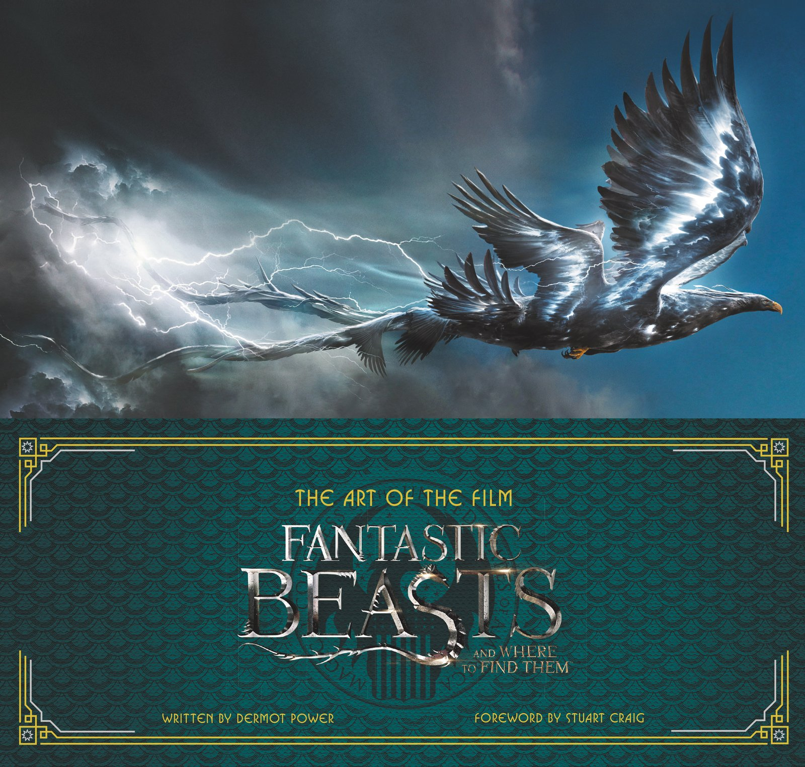 The Art of the Film: Fantastic Beasts and Where to Find Them – HPB