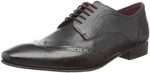 Vineey - Zapatos de cordones, color Negro, talla 40 Ted Baker