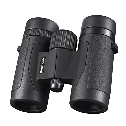 Wingspan Optics Spectator 8X32 Compact Binoculars for Bird Watching