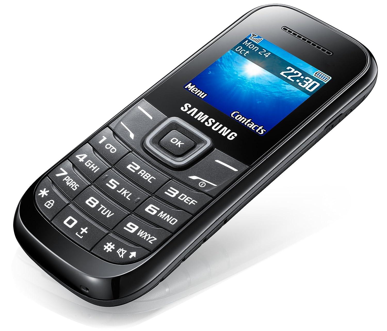 Amazon.com: Samsung E1200M KEYSTONE 2 (UNLOCKED) EUROPEAN,ASIAN 900/1800Mhz  DUAL BAND PHONE: Cell Phones & Accessories