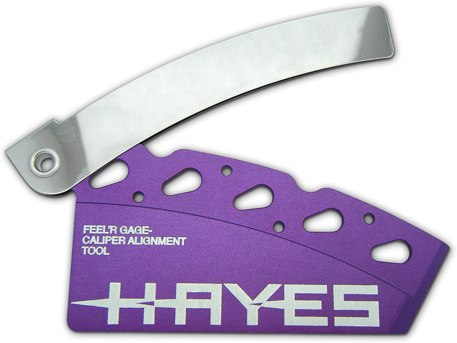 NEW Hayes Feel/'r Gauge Disc Brake Pad and Rotor Alignment Tool