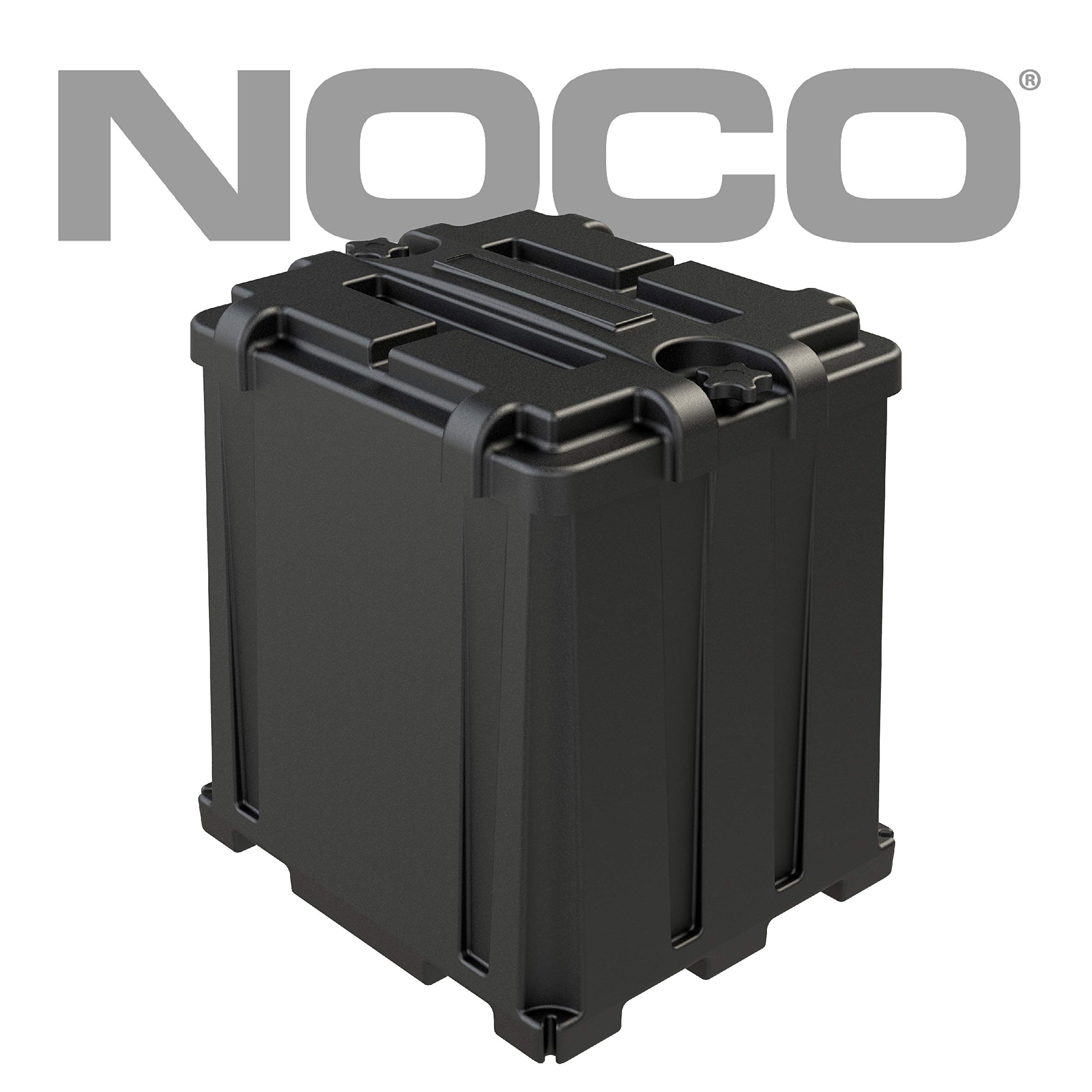 NOCO HM462 Dual L16 Commercial Grade Battery Box for Automotive, Marine and RV Batteries by NOCO
