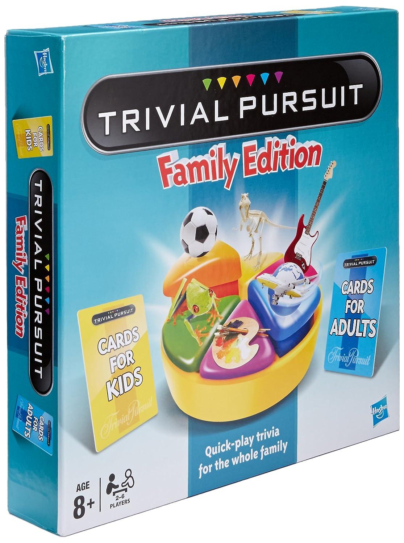 Hasbro - Trivial Pursuit Familia (versión en inglés) 73013