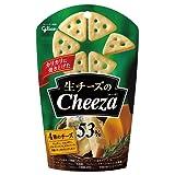 江崎グリコ 生チーズのチーザ(4種のチーズ) 40g