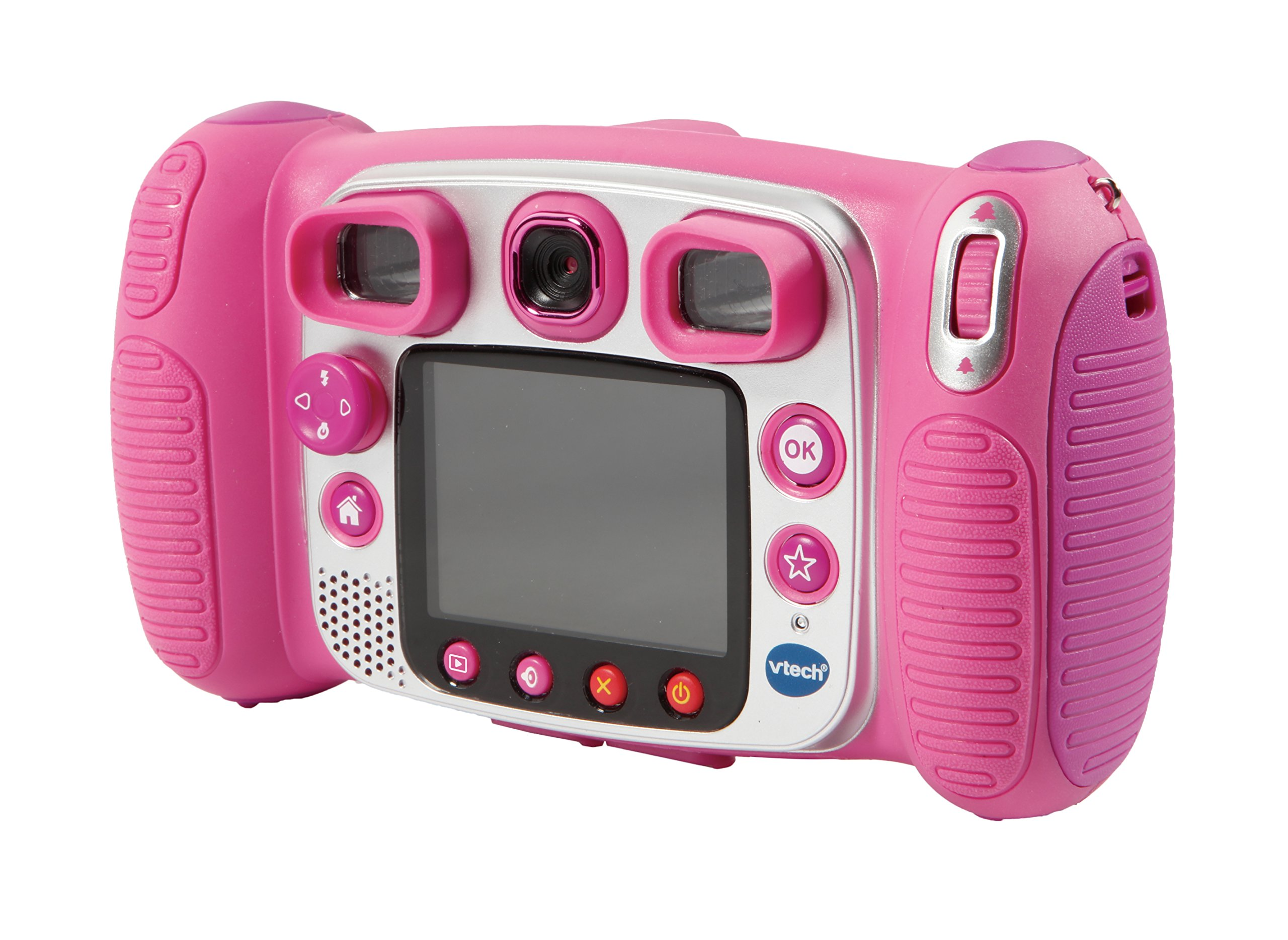 VTech Kidizoom Duo 5.0 Camera Pink by VTech (Image #3)