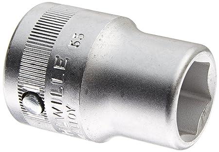Hexagon Socket 3//4in Drive 19mm Teng