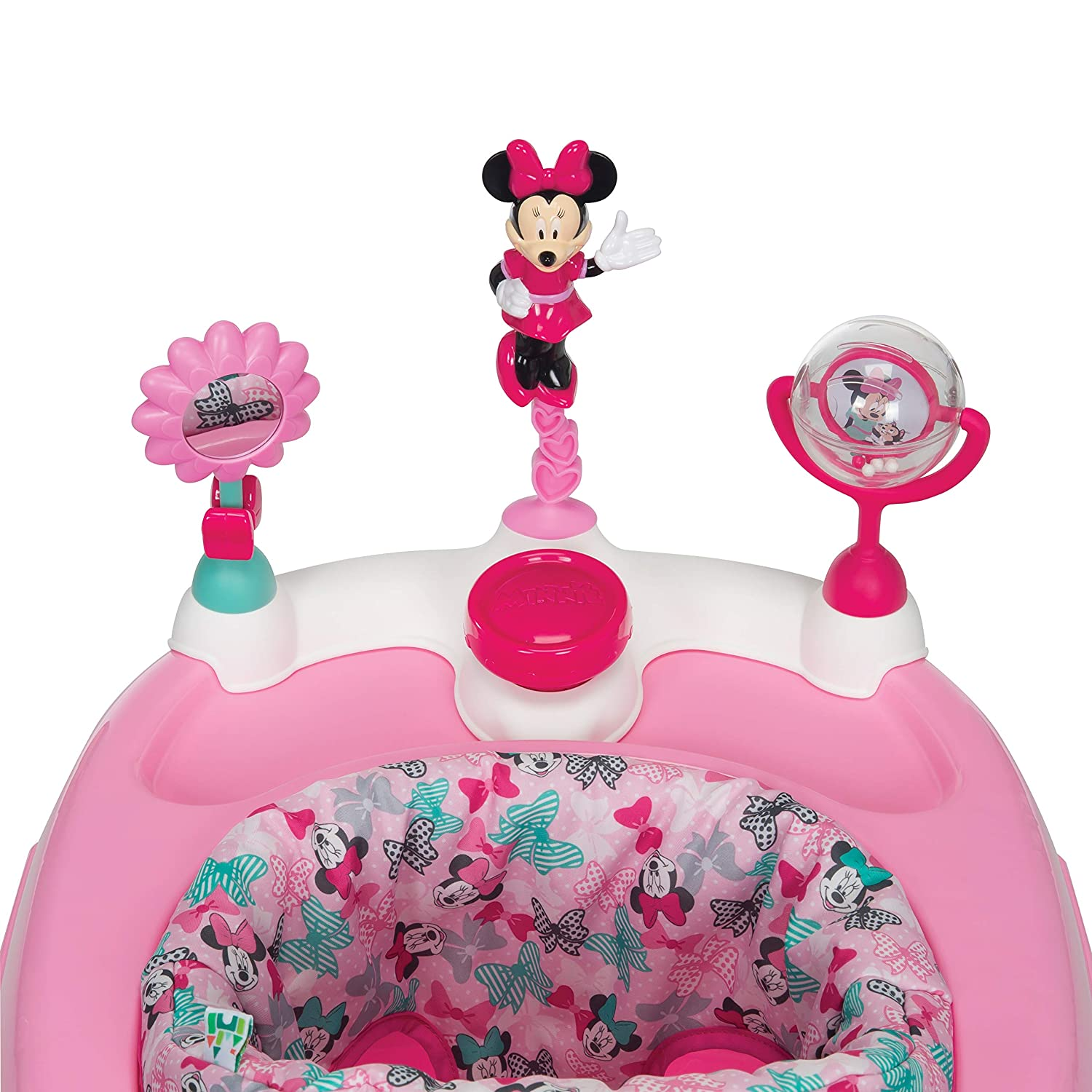 Amazon.com: Disney Baby Ready, Set, Walk! 2.0 Developmental ...