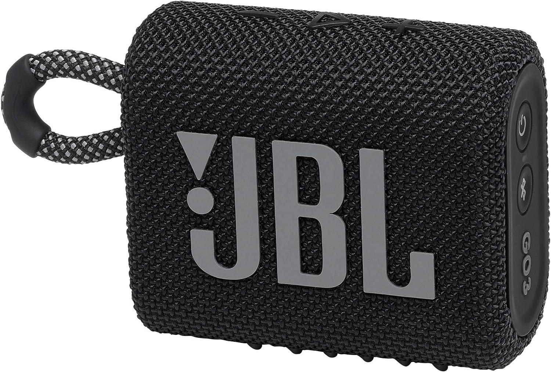 JBL GO3 Negro
