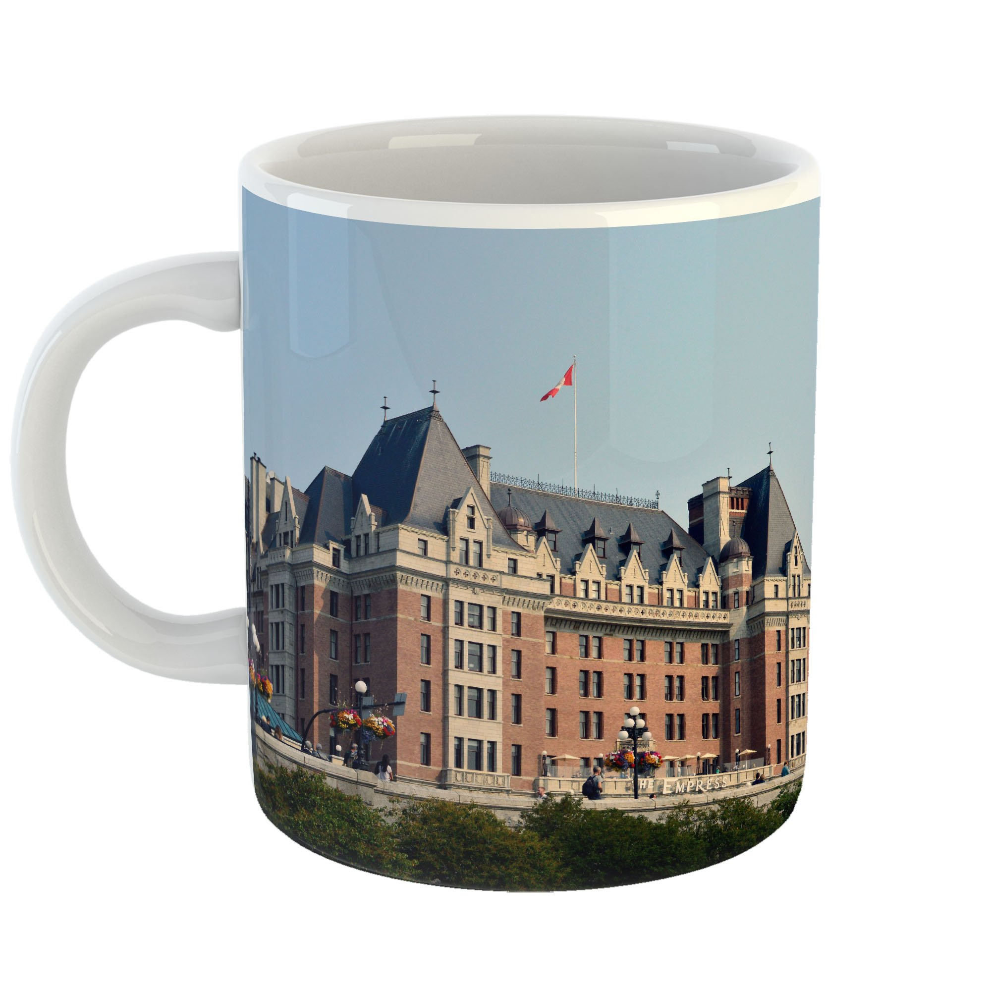 Westlake Art - Victorium Hotel - 11oz Coffee Cup Mug - Modern Picture Photography Artwork Home Office Birthday Gift - 11 Ounce (9C6B-2F262)