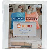 BedJet AirComforter Cooling & Heat Sheet, Dual Zone QUEEN , BedJet NOT included