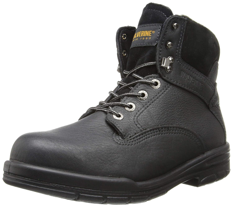 365fb22e986 Wolverine Men's SR Dura Shock DA 6 Inch Steel Toe EH Work Boot