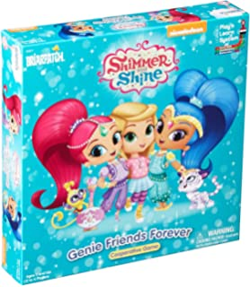 Shimmer and Shine Genie Friends Forever Games