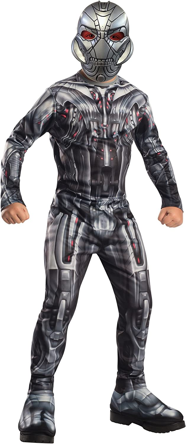 3-4 ans//8-10 ans Marvel Avengers Age of Ultron-Ultron Costume