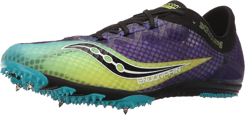 saucony running spikes