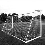 Aoneky Soccer Goal Net - 6 x 4 Ft - 2 mm Cord