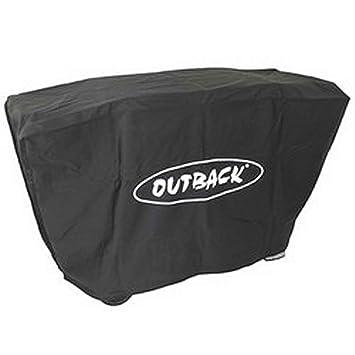 Outback 4102 - Funda para Cubrir Barbacoa 2 Burner Flatbed: Amazon.es: Electrónica