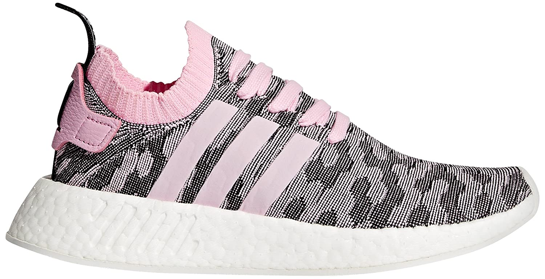 adidas Originals Women's NMD_r2 Pk W Sneaker B073RP3TQQ 11 B(M) US|Wonder Pink/Wonder Pink/Black