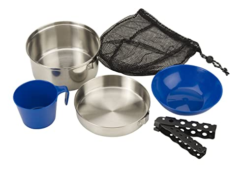 Coleman Stainless Steel Mess Kit