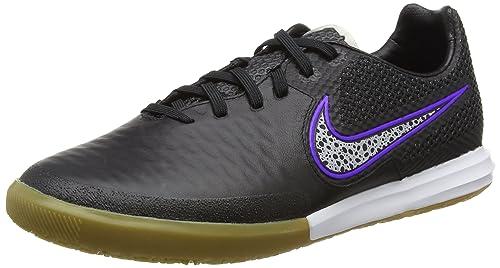 Nike Magistax Pro TF, Botas de Fútbol para Hombre, Gris/Blanco/Negro/Morado (Wolf Grey/White-Black-FRC Prpl), 46 EU