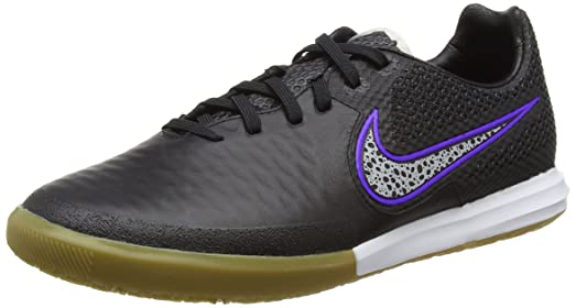 Nike Men's Magistax Final IC Black/Wolf Grey/Frc Prpl/White Indoor Soccer