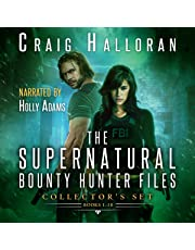 The Supernatural Bounty Hunter Files Collector's Set: Books 1-10: Urban Fantasy Shifter Series