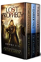 The Lost Prophecy Boxset (Books 1-3): An epic fantasy boxed set Kindle Edition