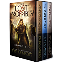 The Lost Prophecy Boxset (Books 1-3): An epic fantasy boxed set (English Edition)