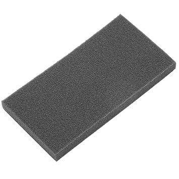 vhbw filtro de aspirador para Rowenta Extrem Air Motion RR 7, RR 701101, RR 701101 GS 0, RR 701101/GS 0 filtro de espuma: Amazon.es: Hogar