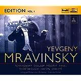 Yevgeny Mravinsky Edition, Vol. 1