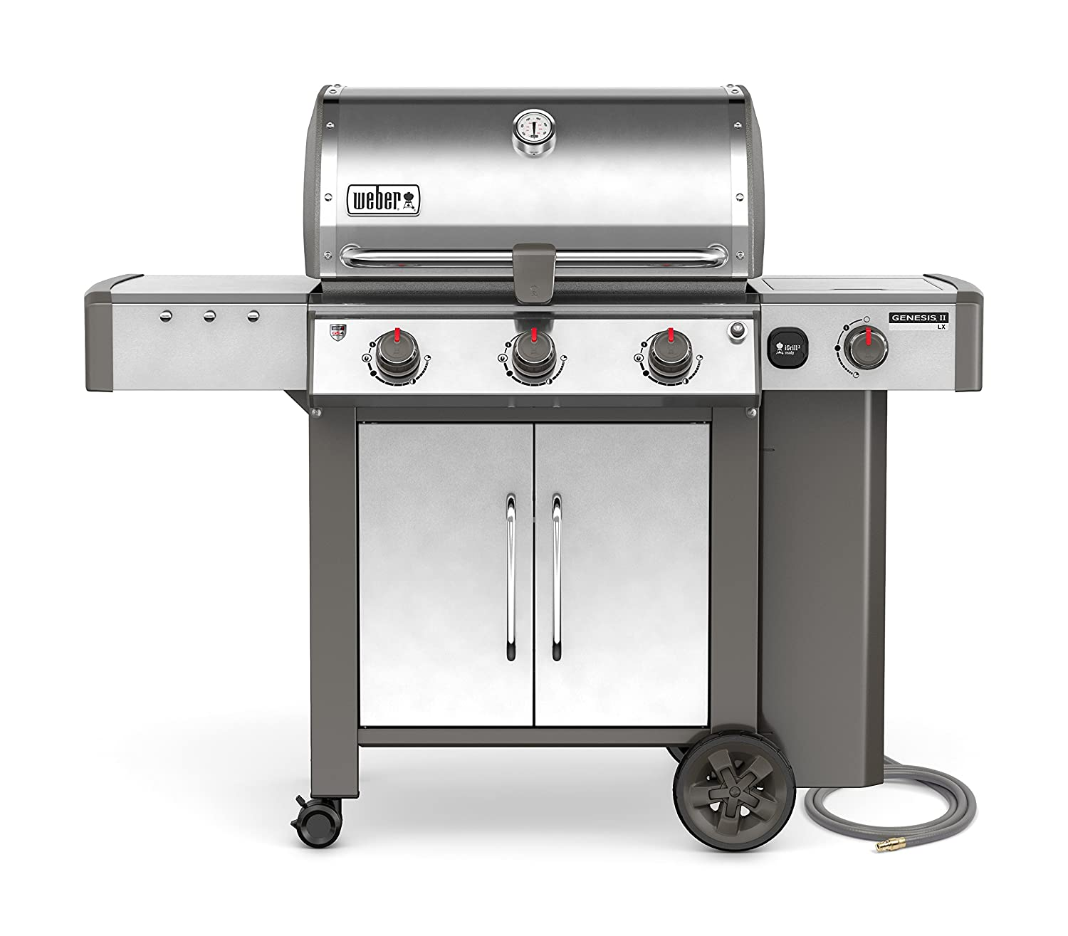 Weber Genesis II LX S-340 Natural Gas Grill