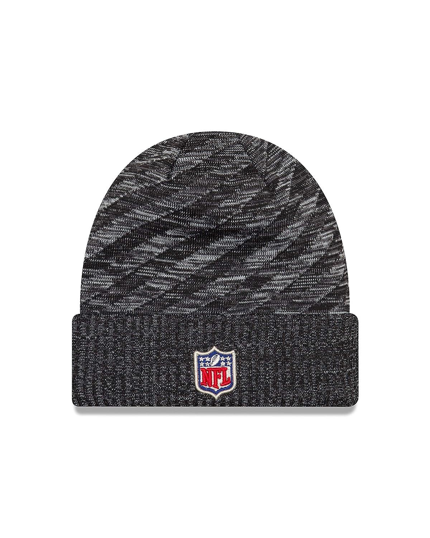 5b6bba823 Amazon.com   New Era Oakland Raiders On Field 2018 TD Sport Knit Hat    Sports   Outdoors
