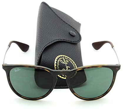 5e44e568cf1 Ray-Ban RB4171 710 71 Erica Womens Green Classic Lens Sunglasses   Amazon.co.uk  Clothing
