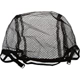 Imported Hair Wig Weaving Cap Snood Net Stretch Mesh Liner Breathable Black