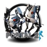 Classic  Theme Portal 2 Game