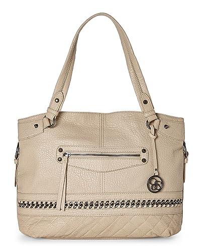 71a2681b4afb Amazon.com  Jessica Simpson Margaret Tote Shoulder Bag