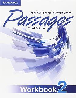 Passages level 1 workbook jack c richards chuck sandy passages level 2 workbook fandeluxe Image collections
