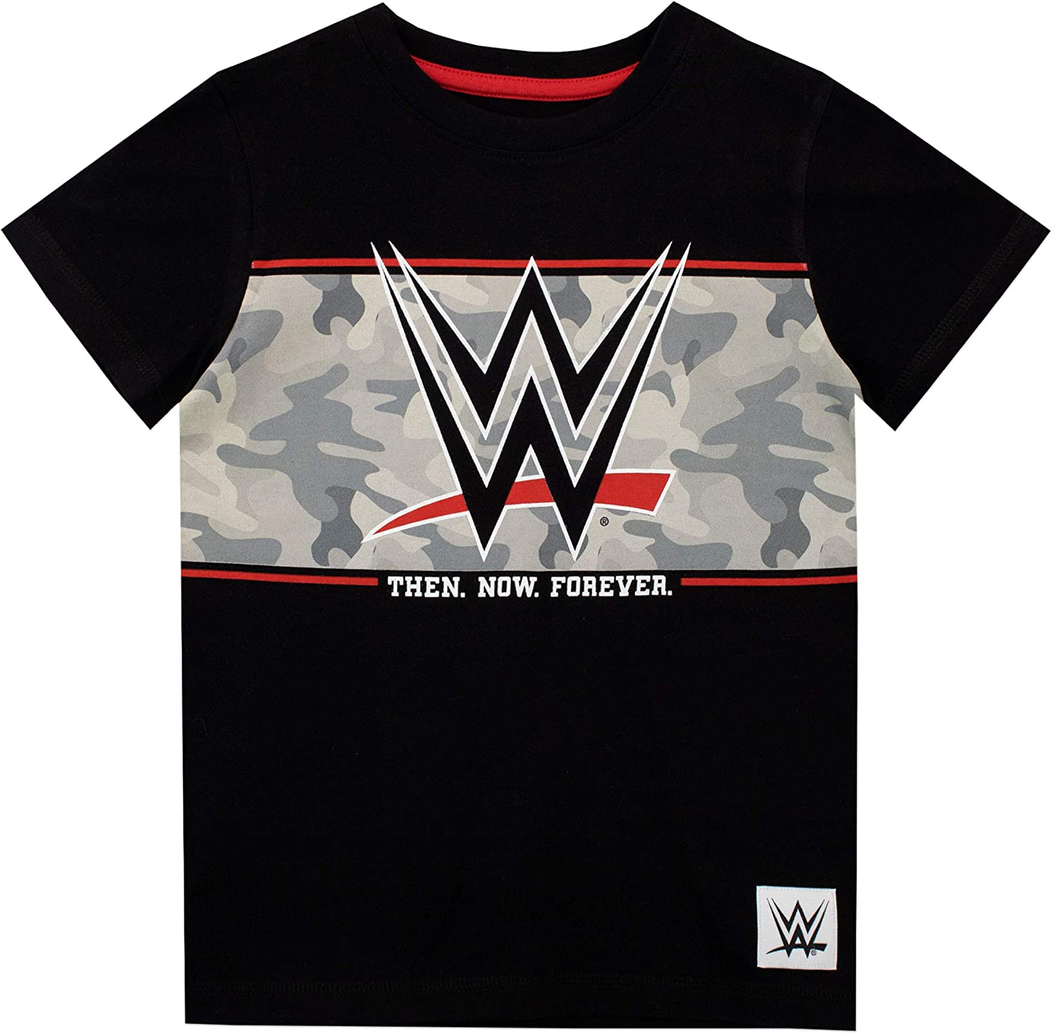 WWE Boys World Wrestling Entertainment T-Shirt Pack of Two