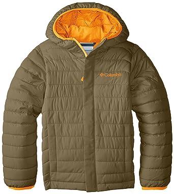 b2ce95429867 Amazon.com  Columbia Boys  Powder Lite Puffer Jacket  Clothing